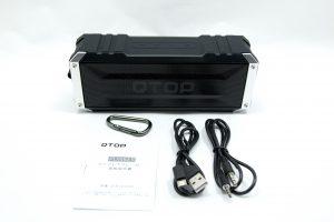 QTOP Punker bluetoothスピーカー02