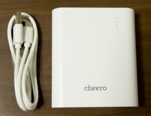 cheeroモバイルバッテリー01