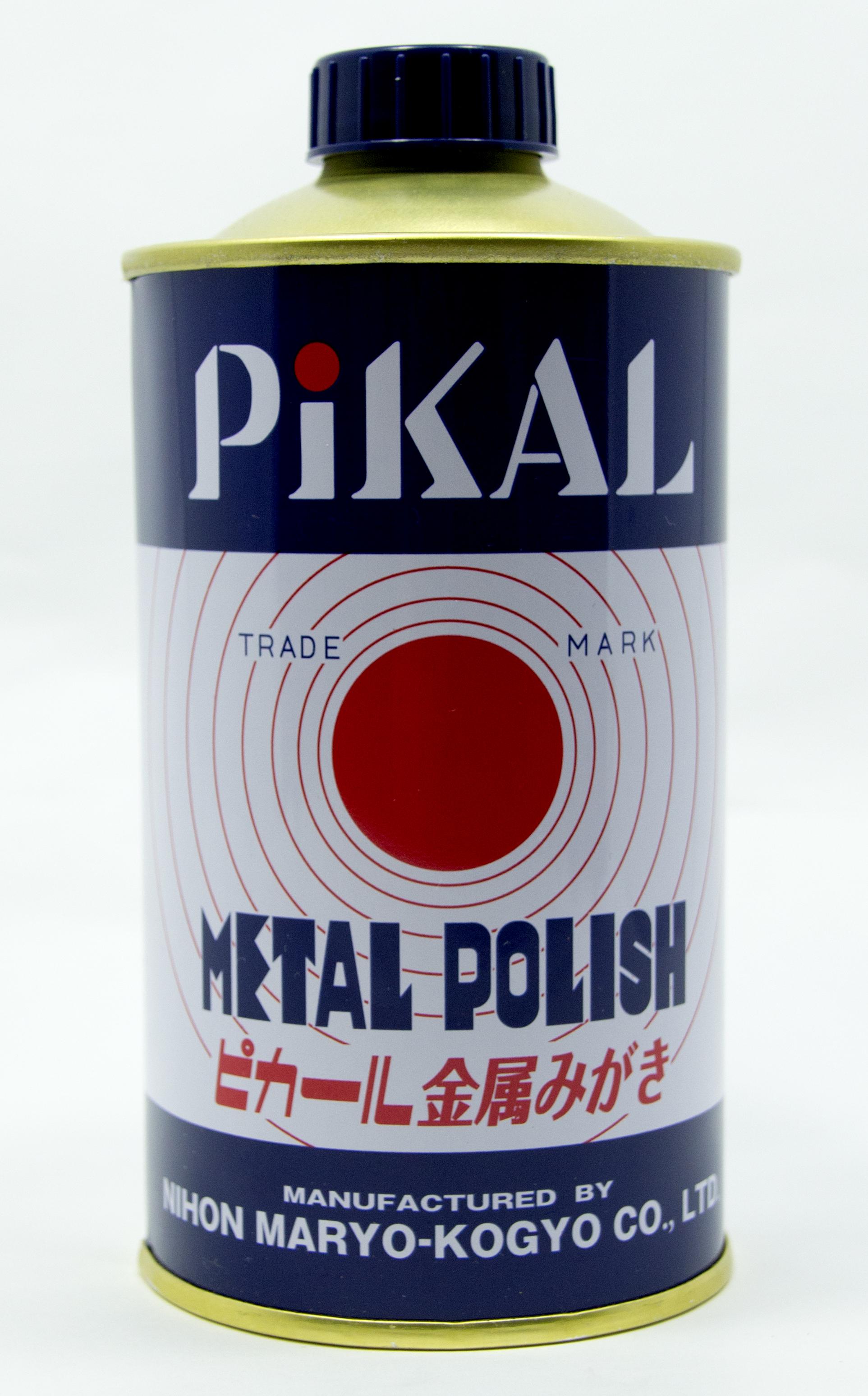ピカール 研磨 ピカールの粒度と研磨素材 - modama.net