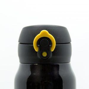 サーモス 水筒の蓋 ロック状態